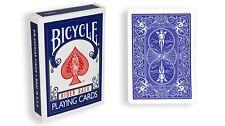 Magic | Card trick | Cheek to Cheek Deck Bicycle (Blue)
