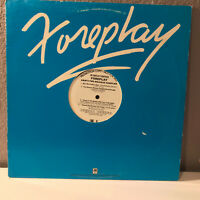 "1978 FOREPLAY A&M Compilation Promo - 12"" Vinyl Record LP - EX"