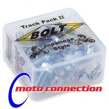 Kawasaki KXF250/450 04-12 Track Pack JAP bolts special washers & fasteners kit