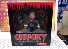 "NEW Bride Chucky Good Guy SCAR killer 5"" Figure Xmas gift Horror Child's A104C"