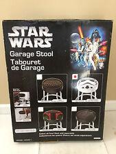 NEW Star Wars Storm Trooper Garage Stool Bar Desk Game Room Man Cave
