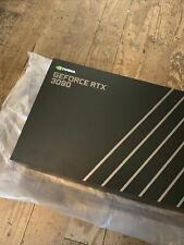 NVIDIA GeForce RTX 3090 Founders Edition 24 Go GDDR6X - IN HAND - SEALED