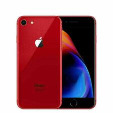 Apple iPhone 8 Red 64gb Verizon Unlocked Smartphone
