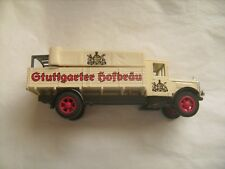Mercedes Benz L5 de 1932 de marque Matchbox models of Yesteryear 1:43