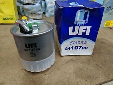 UFI FUEL FILTER 2410700 FITS CHRYSLER DODGE EVOBUS SETRA MERCEDES