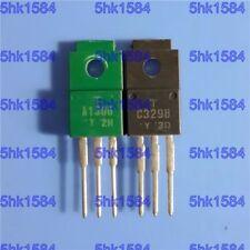 1pairs TOSHIBA TO-220F 2SA1306-Y/2SC3298-Y 2SA1306/2SC3298 A1306/C3298