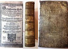 1653 Tobie - Schrifftmässige Erklärung des Büchleins Tobiae in 364. ...