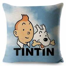 Tim und Struppi Magazin Tintin Kissenbezug Movie Film Modell 2
