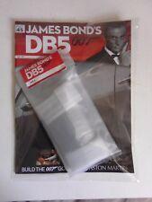JAMES BOND 007-ASTON MARTIN DB5 1:8 SCALE BUILD GOLDFINGER part 45