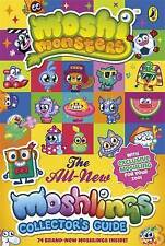 Moshi Monsters: The All-New Moshlings Collector's Guide-ExLibrary