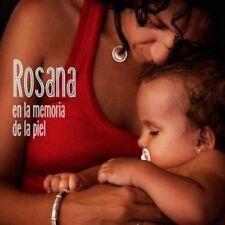 ROSANA - EN LA MEMORIA DE LA PIEL - DIGIPACK [CD]