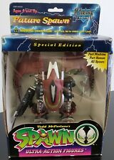 FUTURE SPAWN SPECIAL EDITION - Spawn Series Ultra-Action Figure - 1995