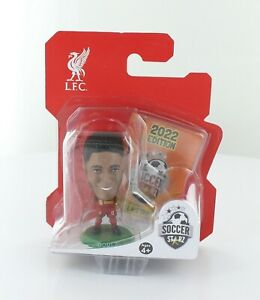 Joe Gomez Liverpool SoccerStarZ 2022 MicroStars Green Base Blister