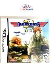 Glory Days 2 Nintendo DS PAL/SPA Precintado Videojuego Nuevo New Sealed Retro