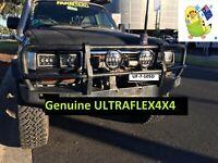 """Genuine Ultraflex4x4 7"""" 105W LED  HYBRID Fog light & Spot light"""