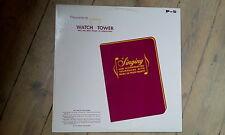 LP WATCHTOWER BIBLE & TRACT SOCIETY OF NEW YORK - P 5 / très bon état