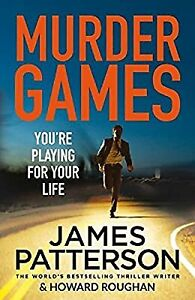 Murder Games, Patterson, James, Used; Good Book