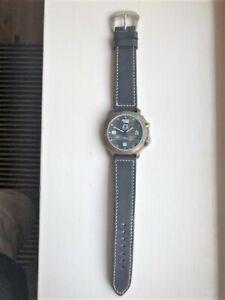 Anonimo Millemetri Polluce Bronze leather strap watch band MIT Cheergiant straps