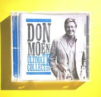 Don Moen 🎵 Ultimate Collection [Music CD] 🎵