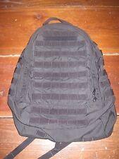 Eagle industries crossover back pack bag molle backpack 3 day assault black LE