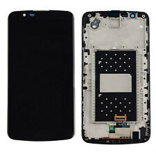 FOR LG K410g Q Series Q10 K10TV LCD Touch Screen Digitizer Assembly + Frame