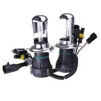 2X Ampoule AUTO HID BI-Xenon faisceau HI / LOW H4 ampoule (55W, 6000K)T6Y7