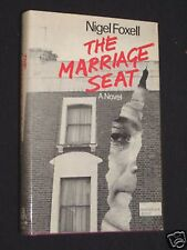 Nigel Foxell-The Marriage Seat: A Novel-1978-1st-Scarce Fiction