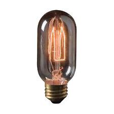 30W T14 Edison Restoration Style Light Bulb 120V L4080 10 PACK