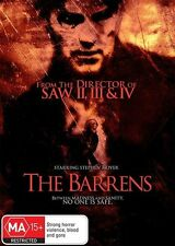 The Barrens (DVD, 2013)