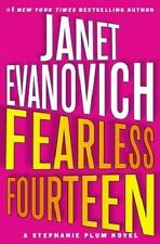 1st/1st Edition Fearless Fourteen Janet Evanovich (2008, Hardcover) 0312349513