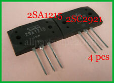 4,(2SA1215 +  2SC2921) Audio Transistors NEW m