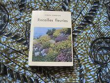 Aymon CORREVON: Rocailles fleuries/ Delachaux et Niestlé TBE