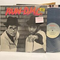 Run DMC S/T- Profile 1202 VG++/VG++ Hip Hop LP