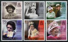More details for bvi royalty stamps 2021 mnh queen elizabeth ii 95th birthday 6v set