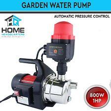 High Pressure Water Pump Weatherproof 800W