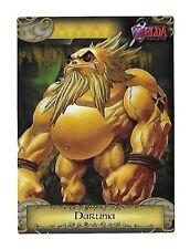 THE LEGEND OF ZELDA TRADING CARDS Nº6   DARUNIA  (Common)  INGLÉS