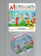 LOTTO 3 LIBRI +CD MATEMATICA E ITALIANO - LETTERE NUMERI E TABELLINE - DISNEY