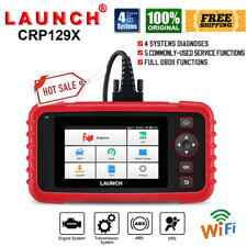 2020 Global LAUNCH X431 CRP129X OBD2 ABS/SRS Diagnostic Scanner TPMS Oil Reset