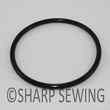 """RUBBER STRETCH SEWING MACHINE BELT 13-15"""" fits BROTHER, KENMORE, SINGER 820"""
