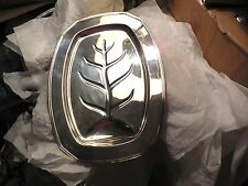 Silverplated well and tree meat platter Homan Mfg. Co. (Cincinnati, OH), 16 in.