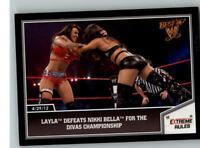 2013 Best of WWE Bronze #6 Layla