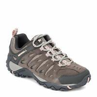 Merrell Women's Crosslander 2 Hiking Shoe, Boulder/Peach, Size 10.0 fW1g