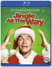 Jingle All the Way Blu-ray (2013) Arnold Schwarzenegger ***NEW***