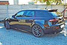 Cup Dachspoiler Ansatz Alfa Romeo 159 Sportwagon Spoiler Dach Heck Aufsatz ABS