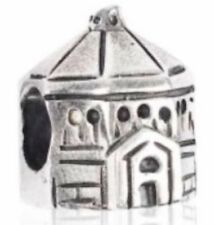 TEDORA FIRENZE BAPTISTERY BEAD 925 SILVER BEADS FIT EUROPEAN BEADS S 355