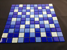 Beautiful High Quality Glass Mosaic Wall Tiles-Kitchen/Bathroom #J19
