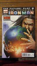 Invincible Iron Man 525 Marvel Comics 2012