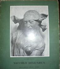NICCOLO' DELL'ARCA. C. Gnudi, Einaudi, Torino 1942 *sl3