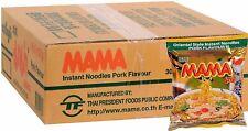30pk MAMA Noodles - Special Price- Shrimp - Pork - Chicken - Duck - Spicy - Ribs