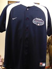 MLB Rare 2008  Men's All Star Game Jersey Large Nike Button Down